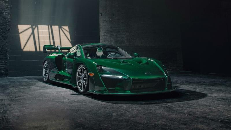 The first McLaren Senna shipped to the U.S. Is drop dead gorgeous Exterior - image 787414
