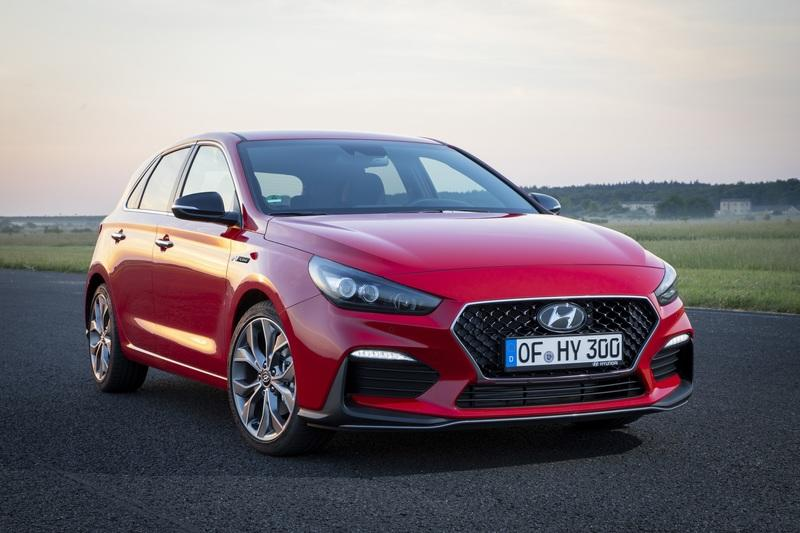 The Hyundai i30 N Line Isn't A Hot-Hatch, Yet It Looks Stimulating Like One Exterior - image 787637
