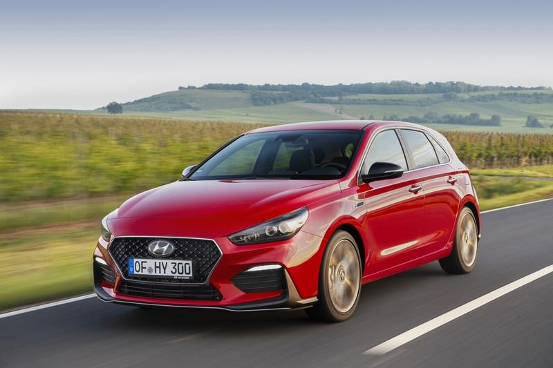 The Hyundai i30 N Line Isn't A Hot-Hatch, Yet It Looks Stimulating Like One Exterior - image 787618