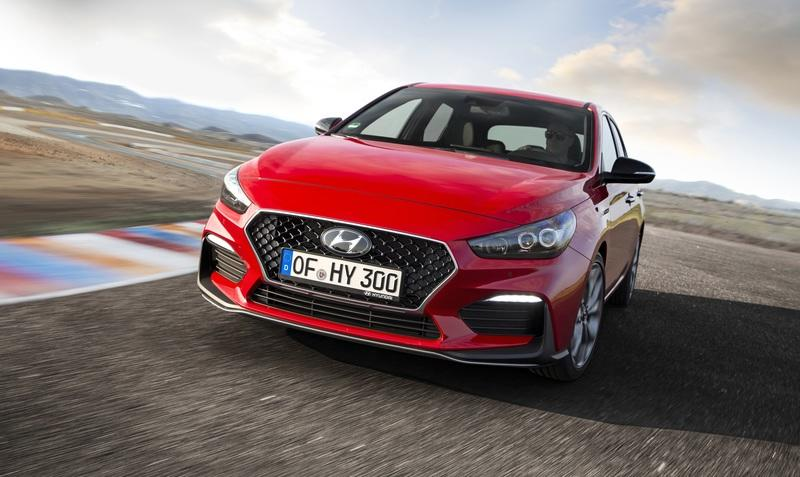 The Hyundai i30 N Line Isn't A Hot-Hatch, Yet It Looks Stimulating Like One