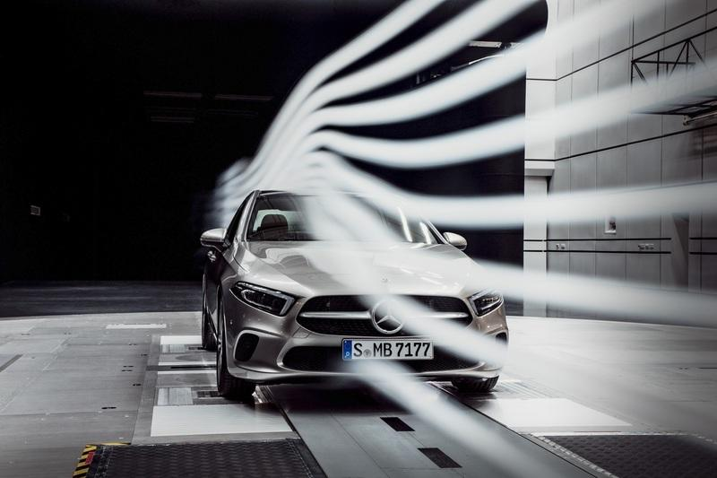 Mercedes Managed to Make the A-Class Sedan the Most Aerodynamic Production Car in the World but Who Cares?