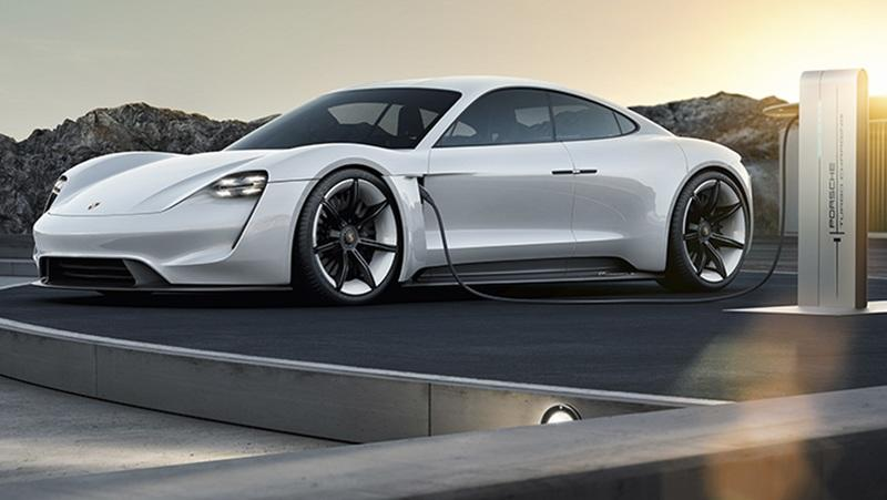 The Porsche Taycan Will Deliver More Than 600 HP - image 788687