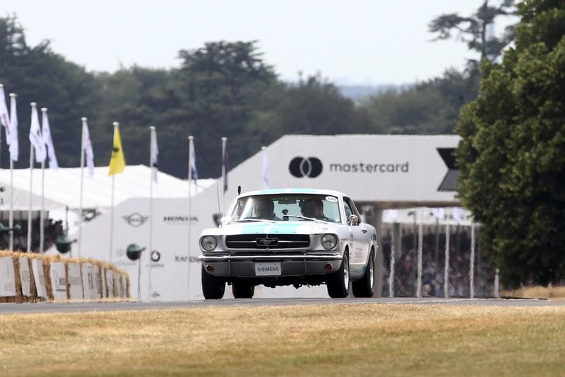 There's a Car For Everyone: Some of the Most Interesting Vehicles We Saw at The Goodwood Festival of Speed