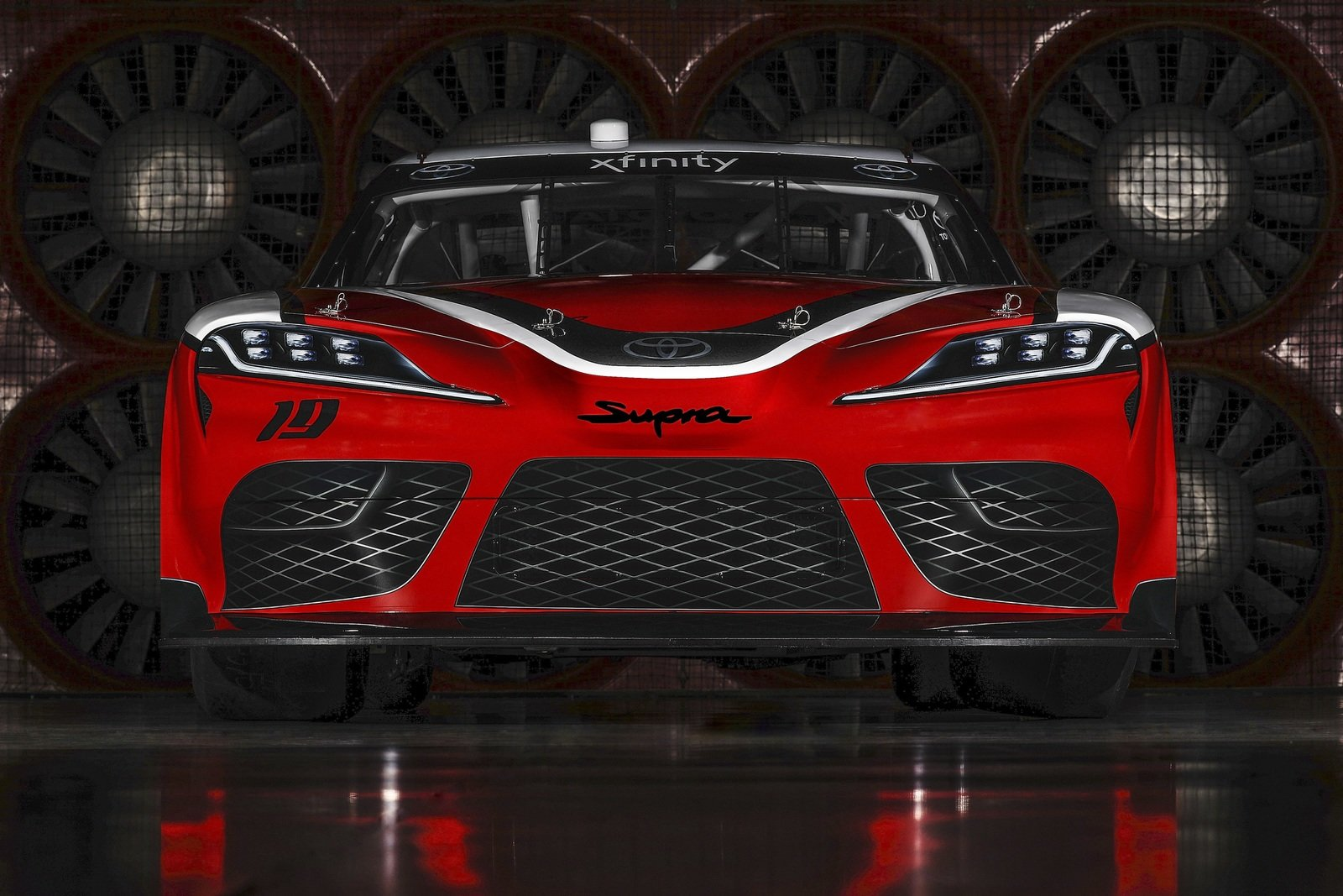 Nascar Racing Games >> The Toyota Supra Will Take On The Mustang And The Camaro In NASCAR's 2019 Season | Top Speed