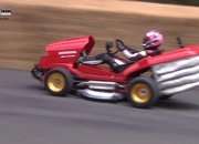 Video: Honda Mean Mower V2 Slices Up Lord March's Driveway - image 786818