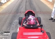 Video: Honda Mean Mower V2 Slices Up Lord March's Driveway - image 786820