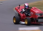 Video: Honda Mean Mower V2 Slices Up Lord March's Driveway - image 786822