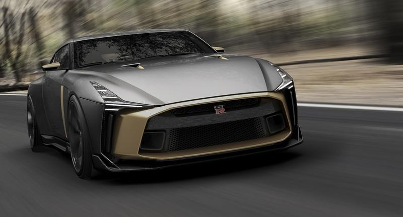Everything We Know About the Next-Gen Nissan GT-R