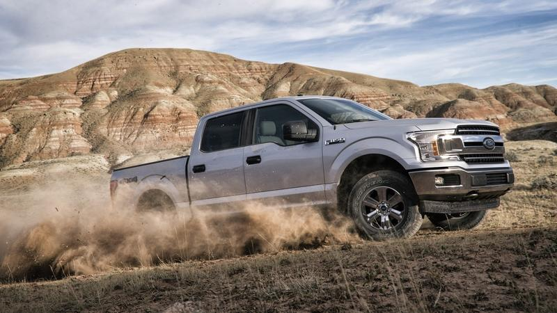 Wallpaper of the Day: 2018 Ford F-150