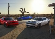Wallpaper of the Day: 2019 Dodge Challenger SRT Hellcat Redeye - image 786078