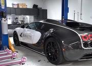 Watch How the $21,000, 27-Hour Oil Change is Done on a Bugatti Veyron - image 787601