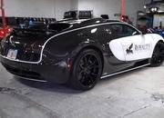 Watch How the $21,000, 27-Hour Oil Change is Done on a Bugatti Veyron - image 787600