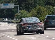 Watch the BMW M8 Tear Ass Around the Nurburgring - image 787743