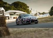 Watch the New Toyota Supra in Action at Goodwood (Video) - image 786393