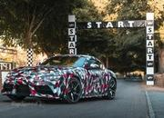 Watch the New Toyota Supra in Action at Goodwood (Video) - image 786395