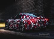 The Very First 2020 Toyota Supra Will Be Sold at a Charity Auction - image 786389