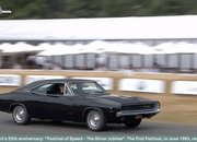 Watch the Original 1968 Ford Mustang Bullitt and the Dodge Challenger Battle up Goodwood Hill in the Coolest Movie Car Chase Ever Recreated - image 786766