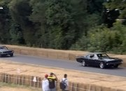Watch the Original 1968 Ford Mustang Bullitt and the Dodge Challenger Battle up Goodwood Hill in the Coolest Movie Car Chase Ever Recreated - image 786771