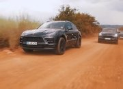 Watch the Porsche Macan Get Dirty During High-Altitude Testing - image 787404