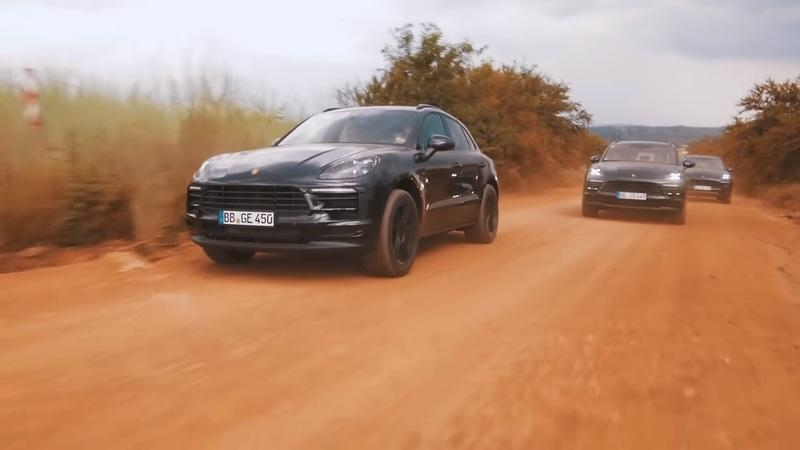Watch the Porsche Macan Get Dirty During High-Altitude Testing