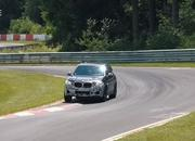 BMW X3 M Looks Nimble on the Nurburgring - image 787096