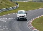 BMW X3 M Looks Nimble on the Nurburgring - image 787097