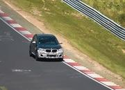 BMW X3 M Looks Nimble on the Nurburgring - image 787098