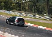 BMW X3 M Looks Nimble on the Nurburgring - image 787099