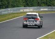 BMW X3 M Looks Nimble on the Nurburgring - image 787100