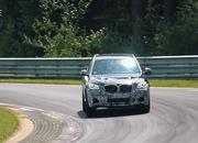 BMW X3 M Looks Nimble on the Nurburgring - image 787102