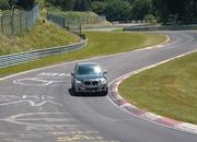 BMW X3 M Looks Nimble on the Nurburgring - image 787095