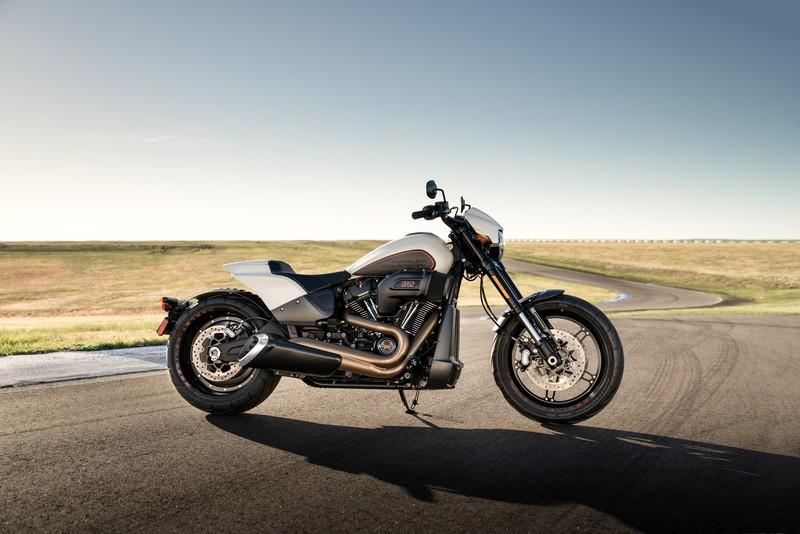 Harley-Davidson launches its most powerful and expensive Softail yet - The FXDR 114