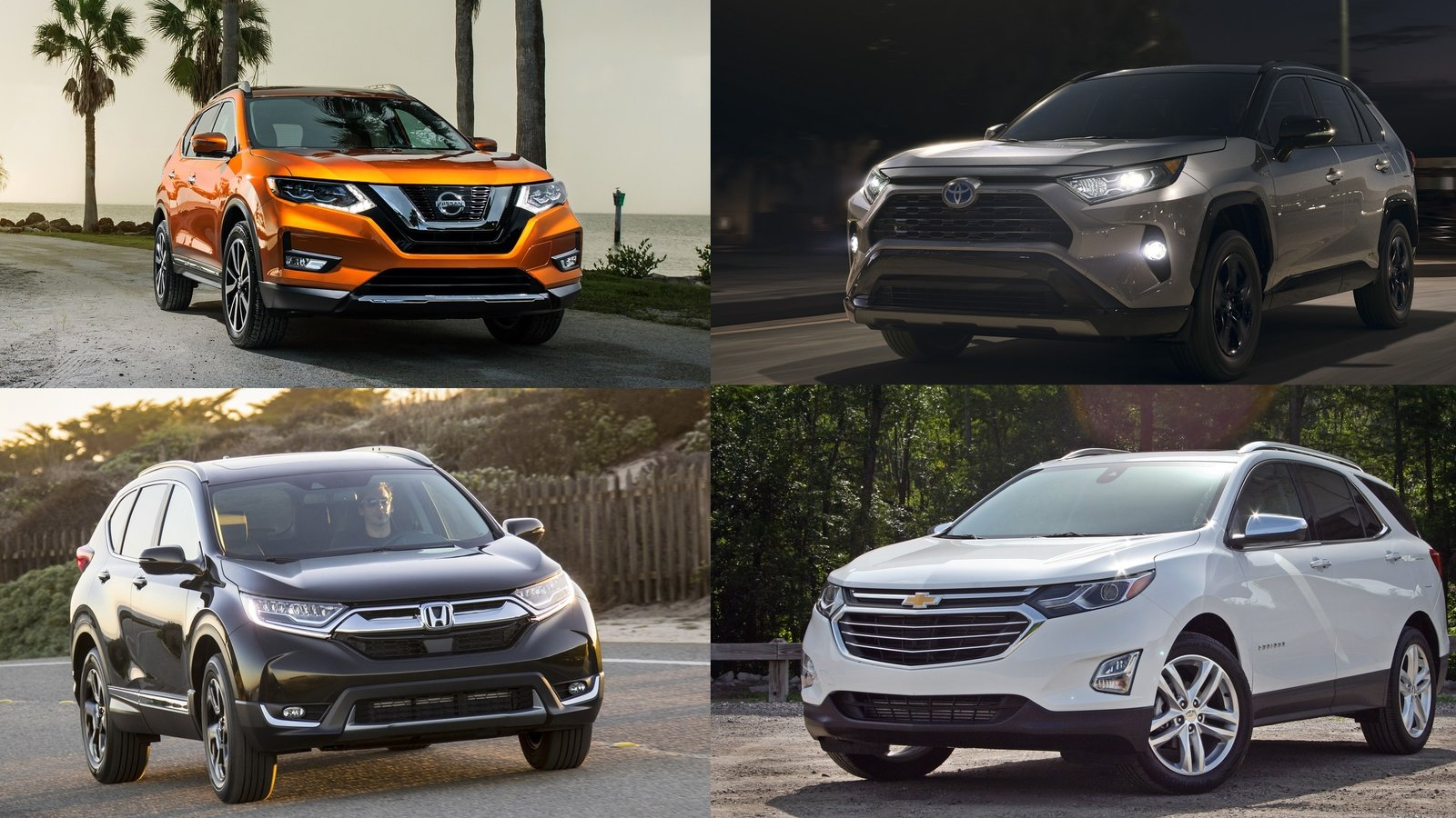 Best Crossover Cars: 10 Best Crossover SUVs Of 2018