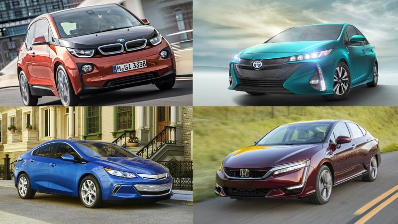 10 Most Fuel Efficient Cars of All Time