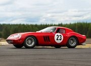1962 Ferrari 250 GTO Becomes The Most Expensive Car Ever Sold in an Auction - image 792254