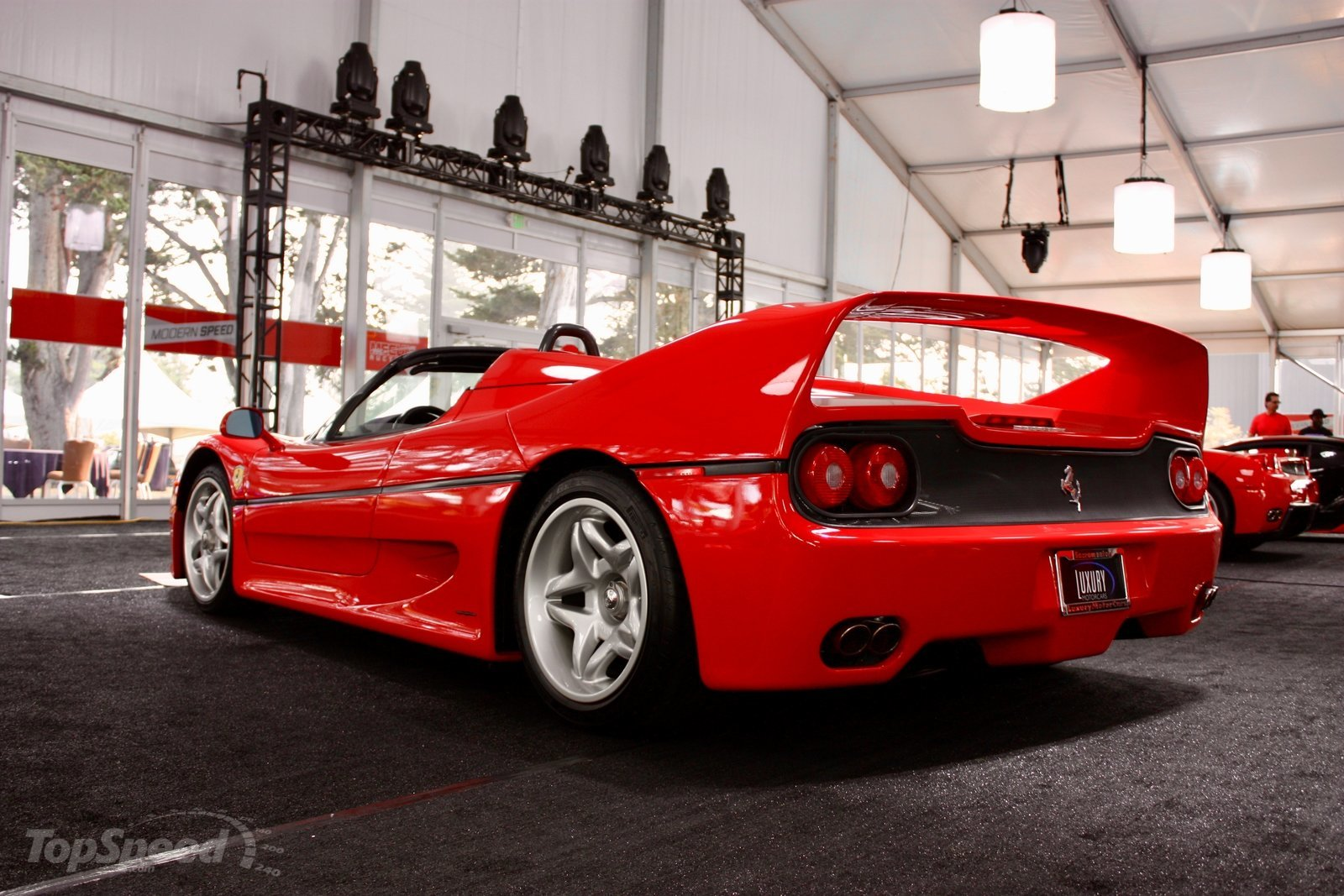 Ferrari F50 Latest News Reviews Specifications Prices Photos And Videos Top Speed