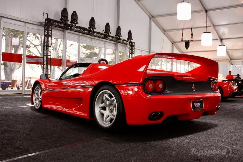 Ferrari F50 Reviews Specs Prices Photos And Videos Top Speed