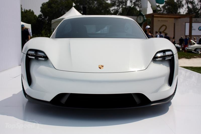 Porsche Says It Can Cut Tesla's Charge Times In Half