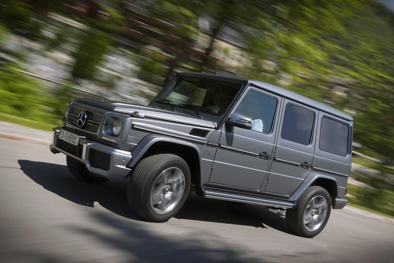 2017 Mercedes-AMG G65 Recalled For Being Too Fast
