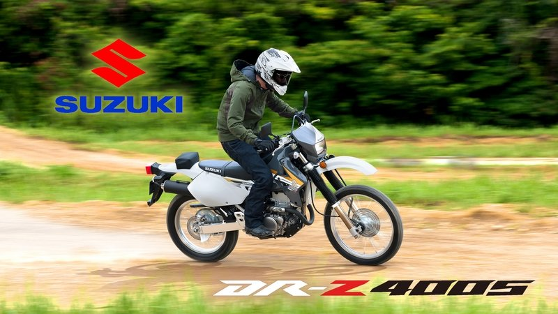 2016 - 2019 Suzuki DR-Z400S / DR-Z400SM | Top Speed