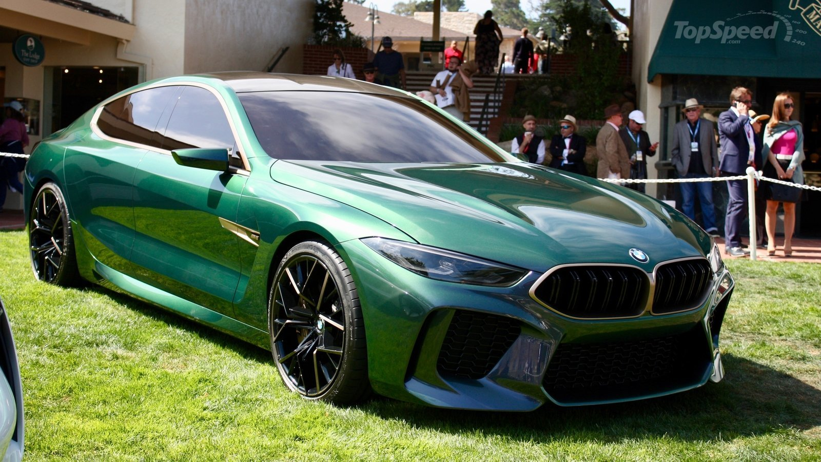 2018 Bmw Concept M8 Gran Coupe Top Speed