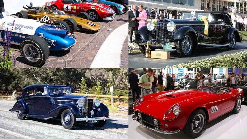 2018 Monterey Car Week - Preview
