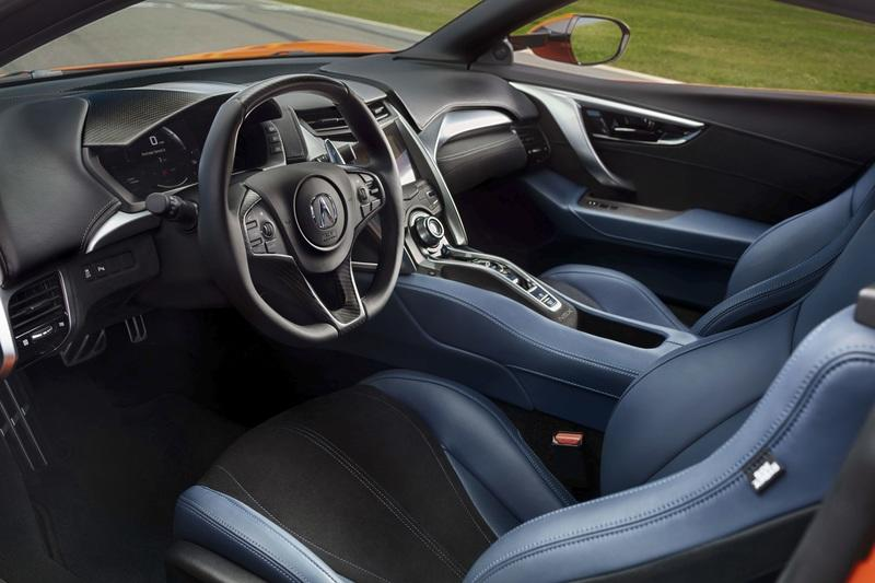 The Acura NSX Just Got a Lot Better for 2019 - image 792001