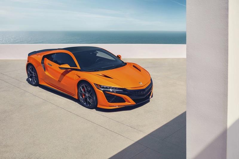The Acura NSX Just Got a Lot Better for 2019 - image 792019