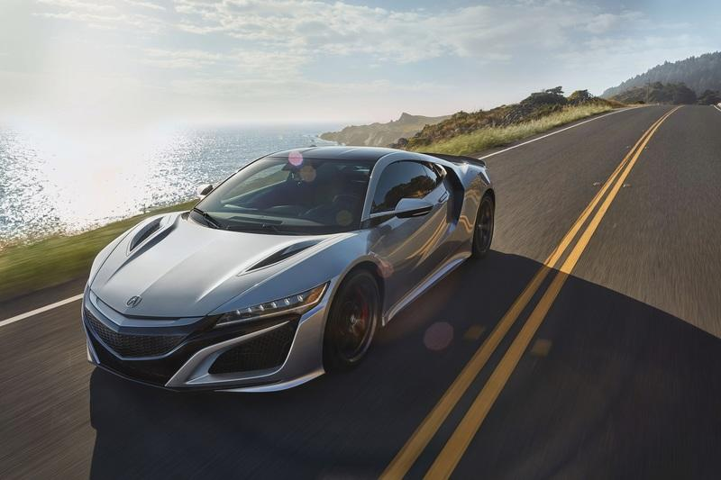 The Acura NSX Just Got a Lot Better for 2019 - image 791993