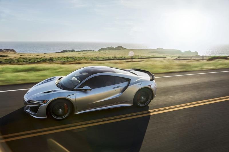 The Acura NSX Just Got a Lot Better for 2019 - image 792022