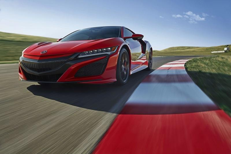 The Acura NSX Just Got a Lot Better for 2019 - image 792026
