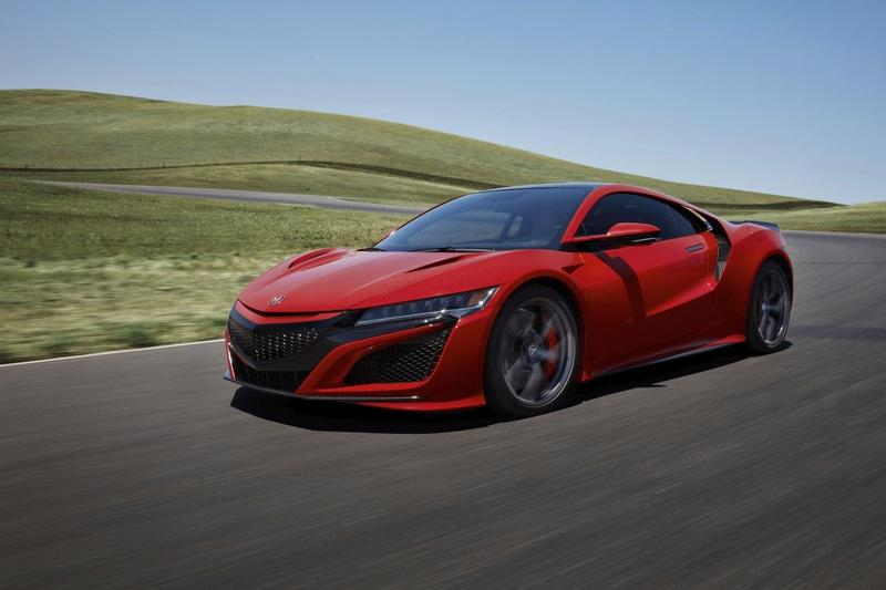 Acura NSX Reviews Specs Prices Photos And Videos Top Speed - Acura nsx motor
