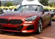 2019 BMW Z4 M Coupe Could Look Like This - image 792383