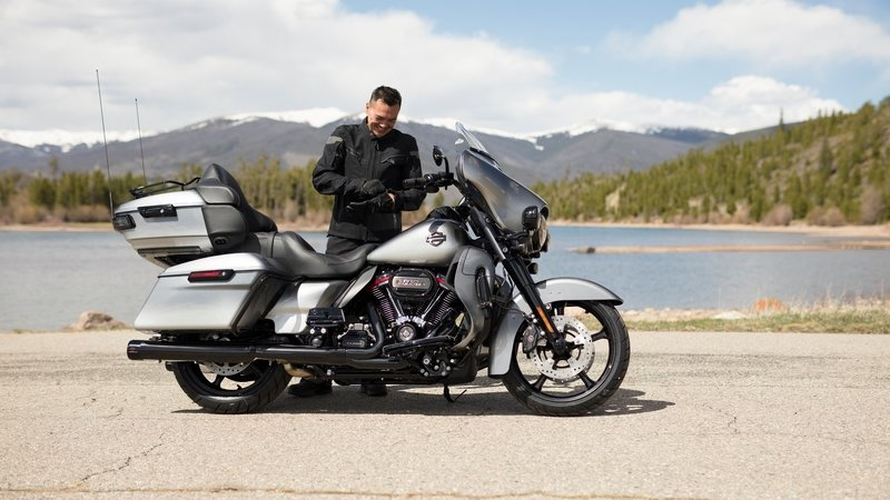 Harley-Davidson's Top-Shelf CVO Range Leads The Way Into MY2019